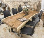 Suar Tisch von GERKEN Wohndesign